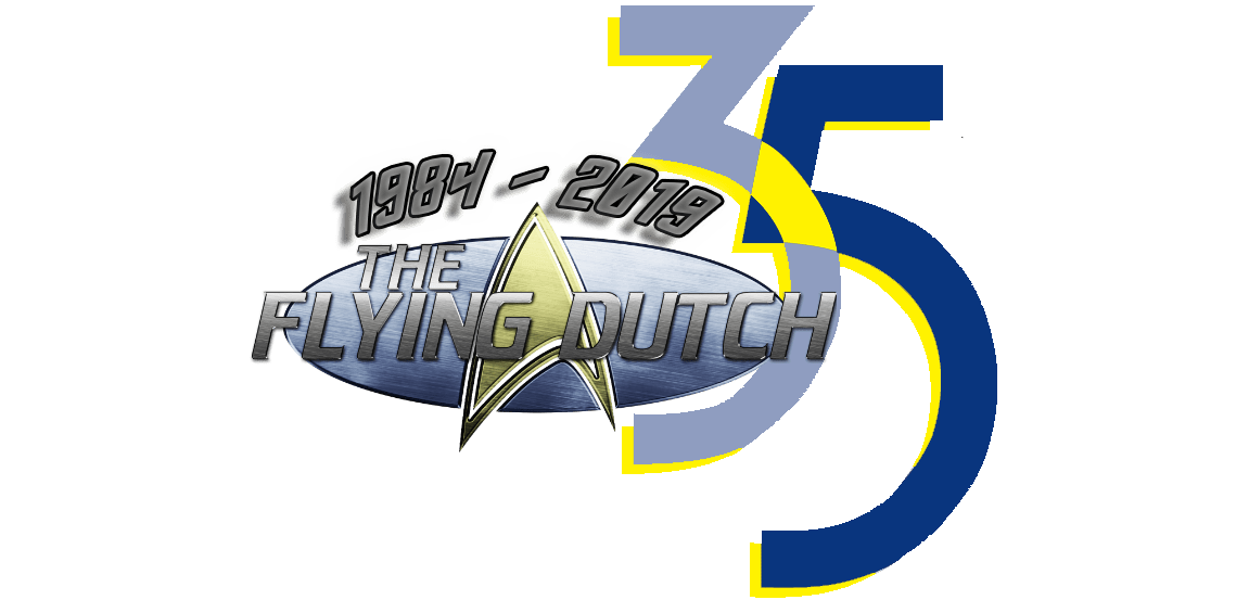 Star Trek vereniging The Flying Dutch