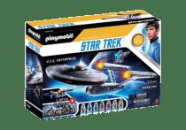 Star Trekkin' met Playmobil